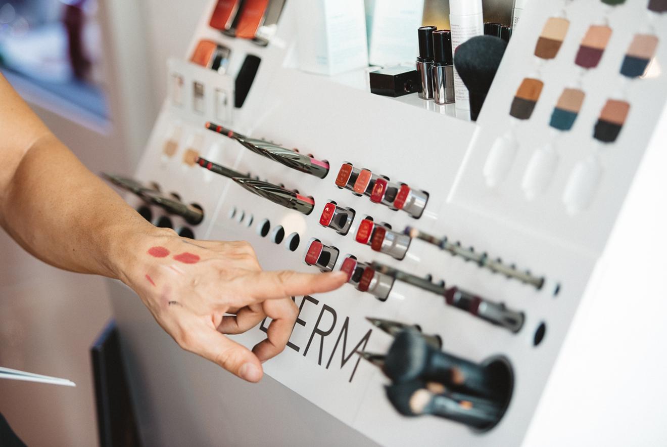 Reviderm Make-Up Kosmetik Langenfeld